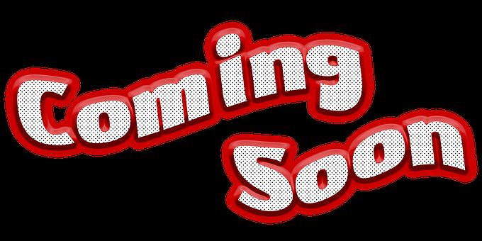 Coming Soon, Comic, Hurry, Wave