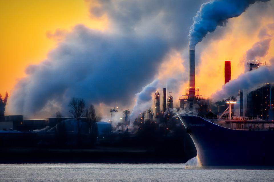 pollution divest climate change