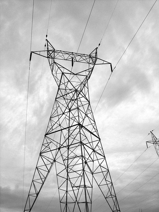Electrical, Tower, Power, Industrial