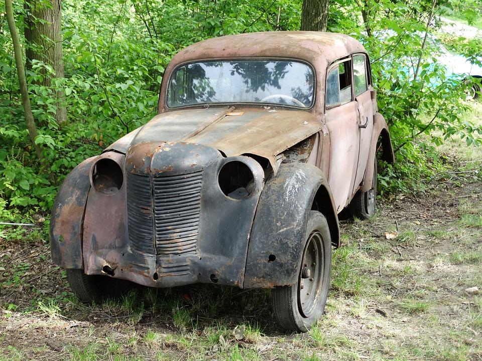 Carro Automático Velho Os · Foto gratuita no Pixabay