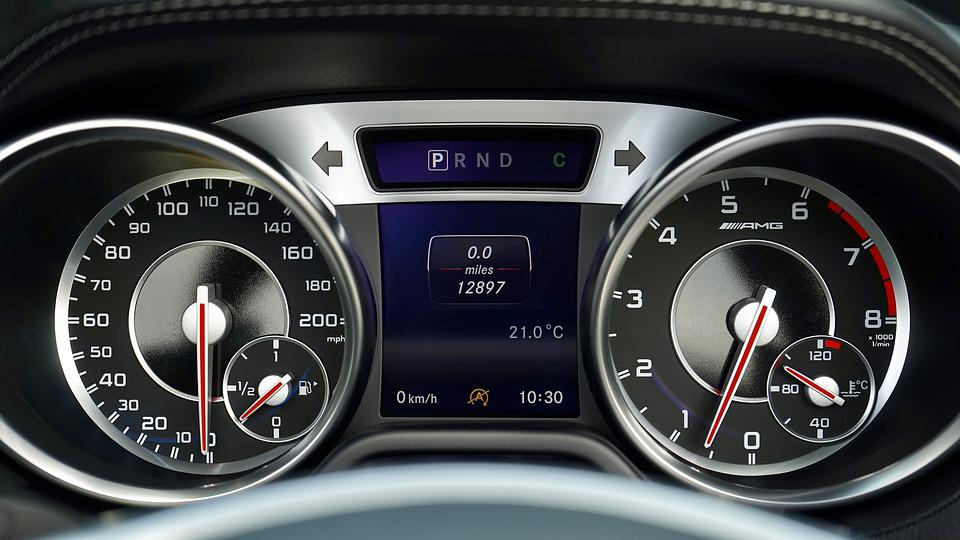 Armaturenbrett auto  Kostenloses Foto: Auto, Tacho, Fahrzeug - Kostenloses Bild auf ...