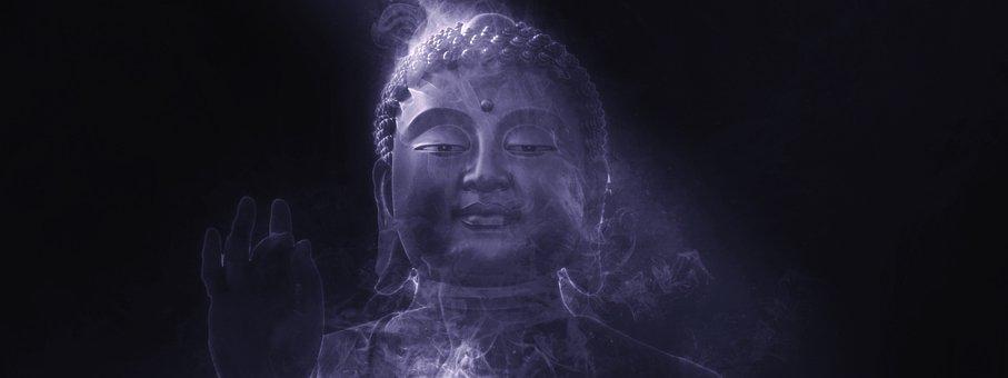 Buddha, Banner, Religion, Meditation, Spiritual Memoirs, Thich Nhat Hanh