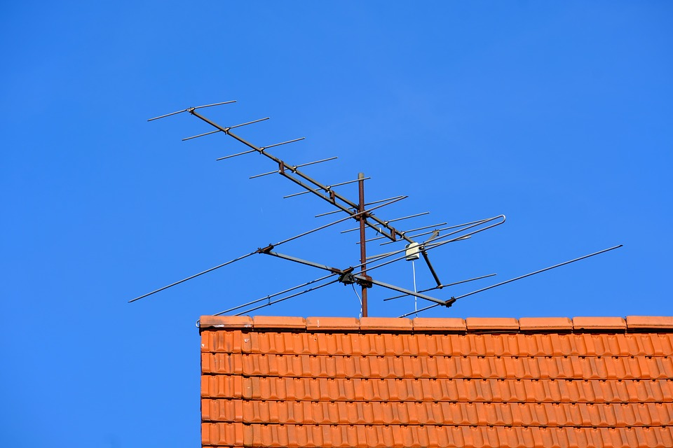 Antenna, Television Reception, Watch Tv