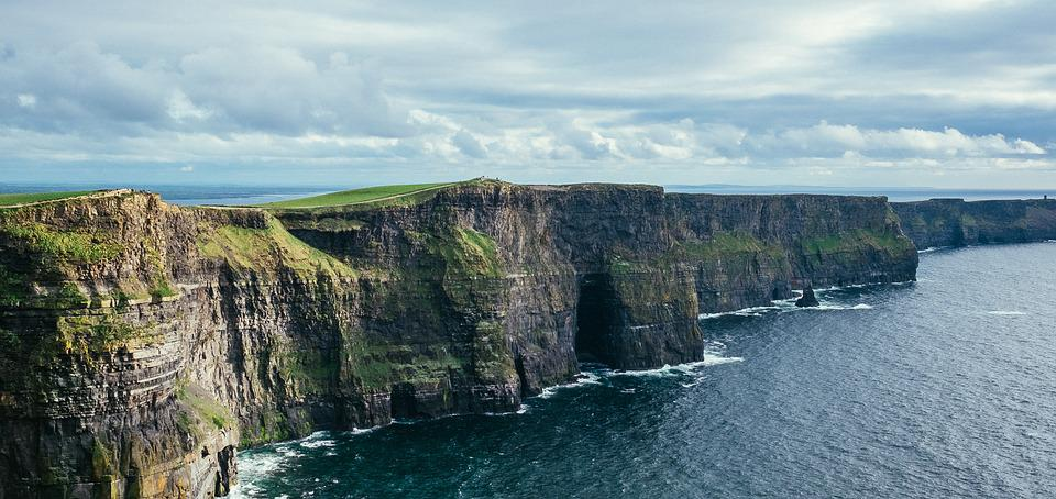 Cliff Of Moher, Irland, Ireland, Cliffs, Küste, Natur