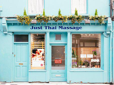 Thai Massage, Massage, Wellness, Go Away