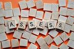 assess, measure, evaluation