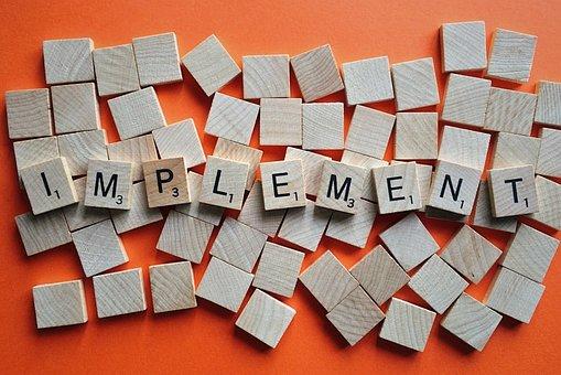 Implementeren, Doen, Uitvoering, Project