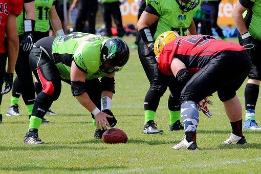 Football, American Football, Sport