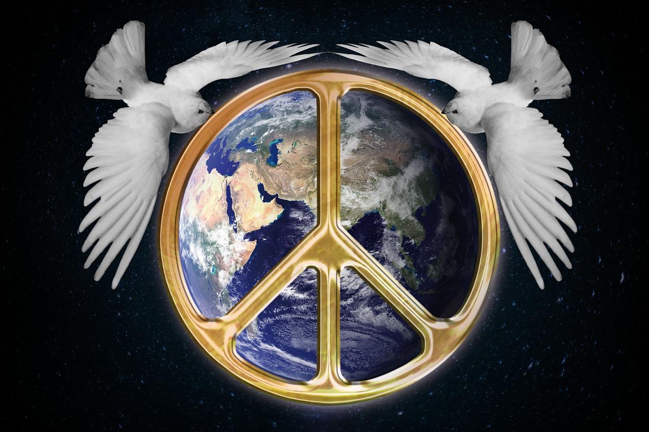 Мир во всем мире фото