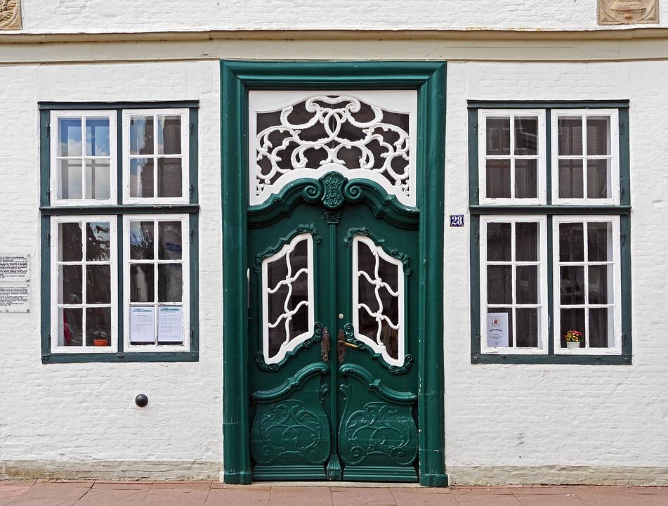Haustür Eingang haustür eingang norddeutsch kostenloses foto auf pixabay