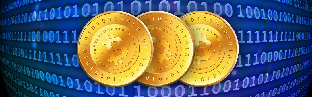 Bitcoin, Coin, Money, Electronic Money