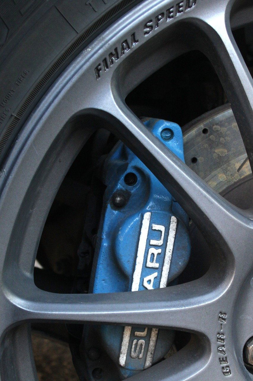Subaru tire