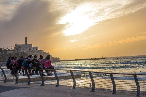 Tlv, Tel Aviv, Tel, Aviv, Israel, Mitte