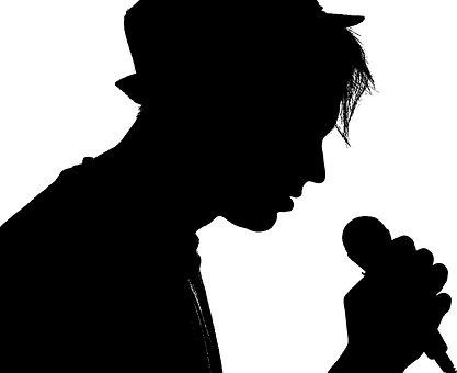 歌手, 男性, マイク, 音楽, 男, 人, ミュージシャン, 実行者, 歌う