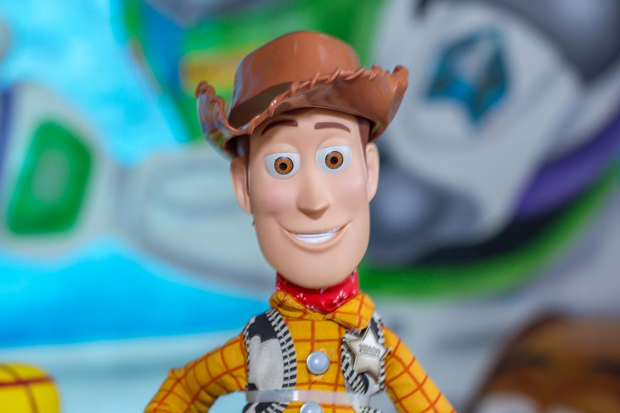 In their most productive week during the making of Toy Story, Pixar completed 3.5 minutes of animation.