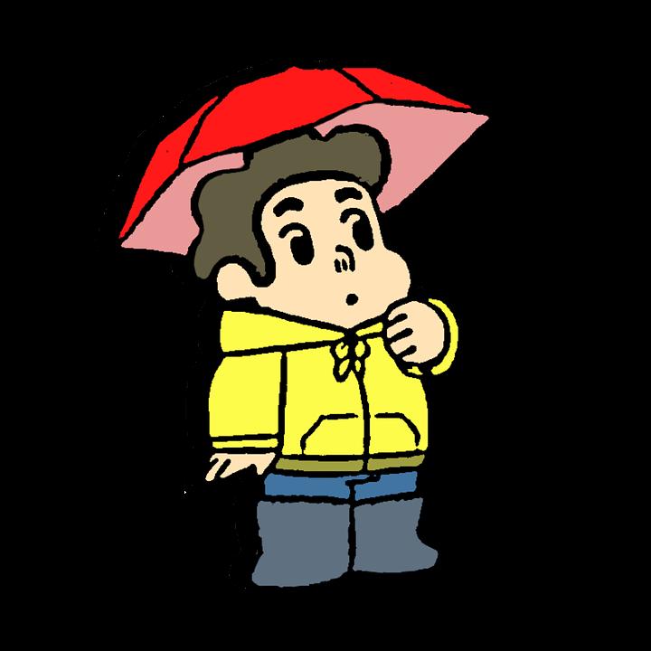Cartoon Boy Waiting Free Image On Pixabay - Cartoon-boy-images-free