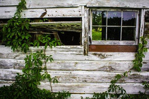 Barn, Farm, Agriculture, Rural, Farming