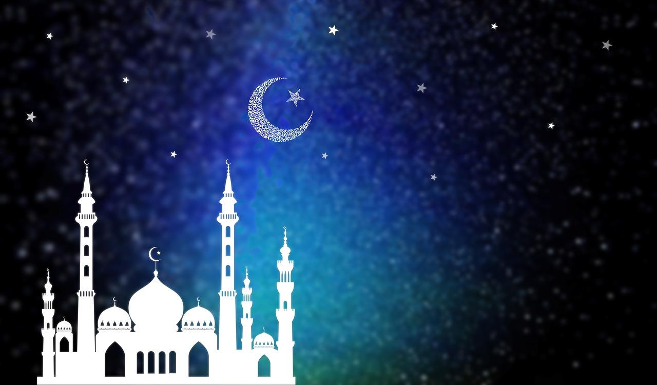 Открытки исламские рамадан, словами доброе утро