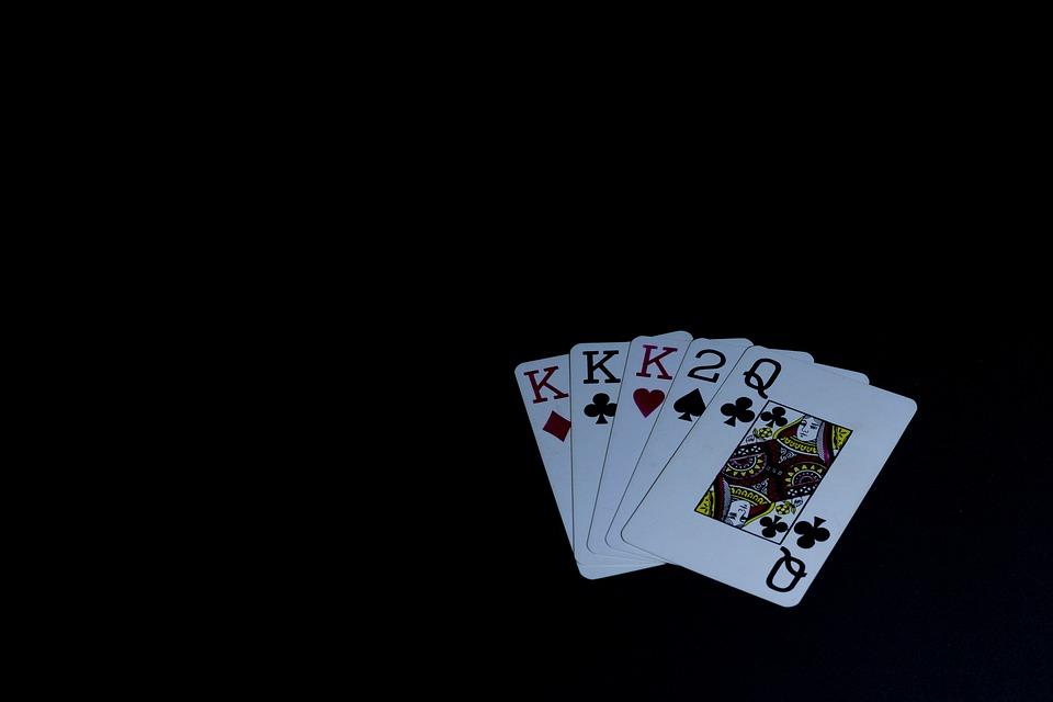 Poker Mesa Cubierta Juego De Foto Gratis En Pixabay