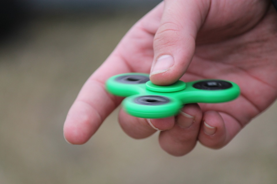 Fidget Spinner, Mental Health, Autism