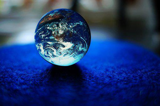Ball, Earth, Glass, Globe, World