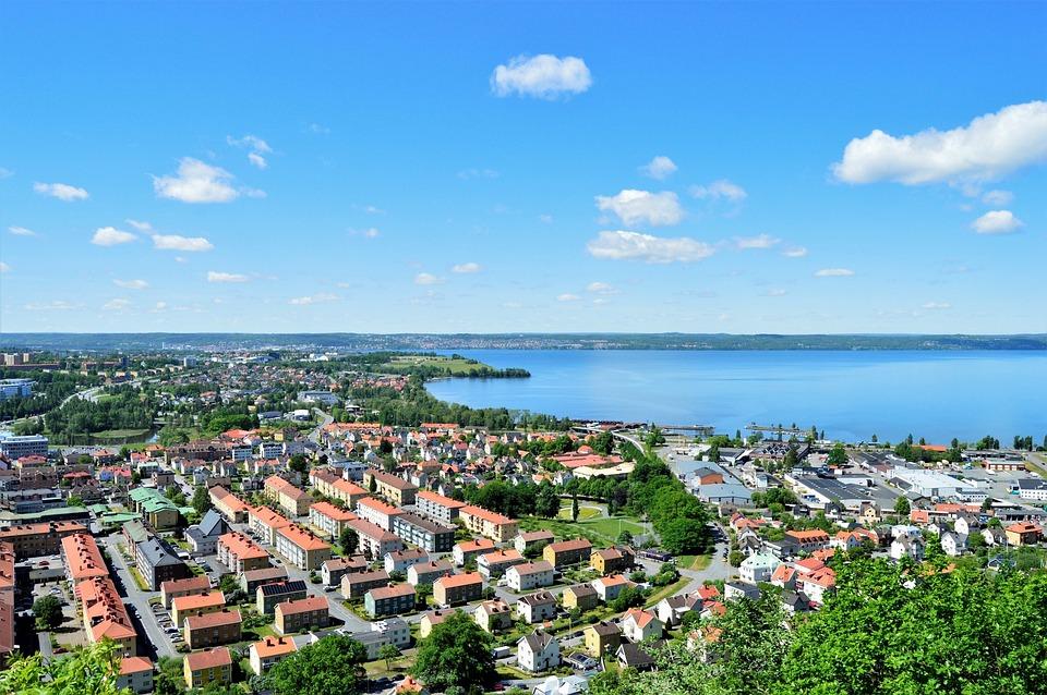 Huskvarna Sverige Jönköping Stad - Gratis foto på Pixabay