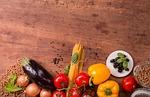dania kuchni włoskiej, żywności, warzyw