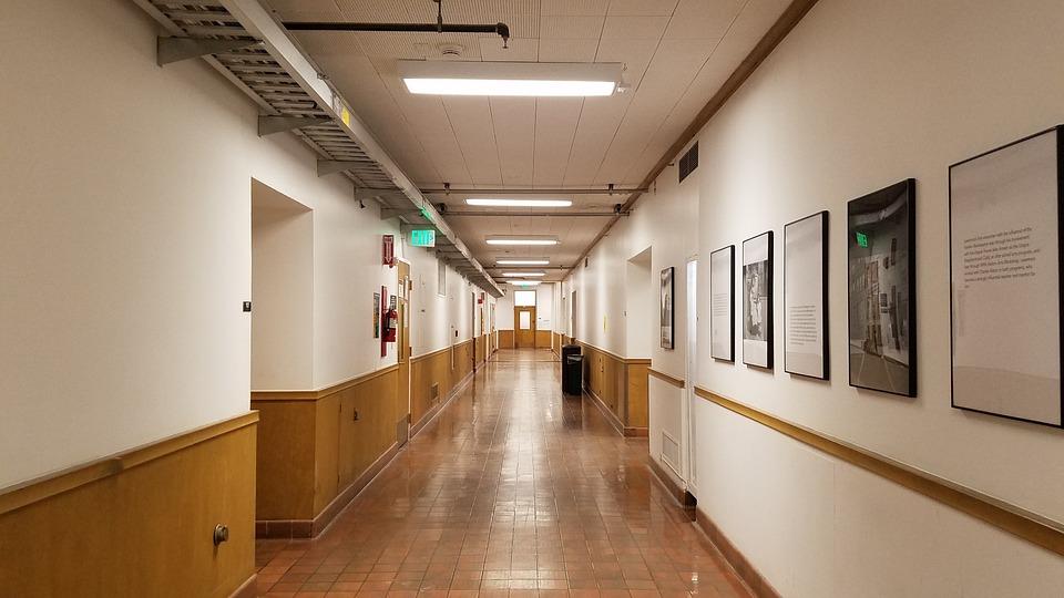 복도 내부 워싱턴대학교 시애틀 183 Pixabay의 무료 사진