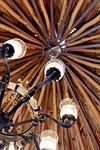 ceiling, light, lighting