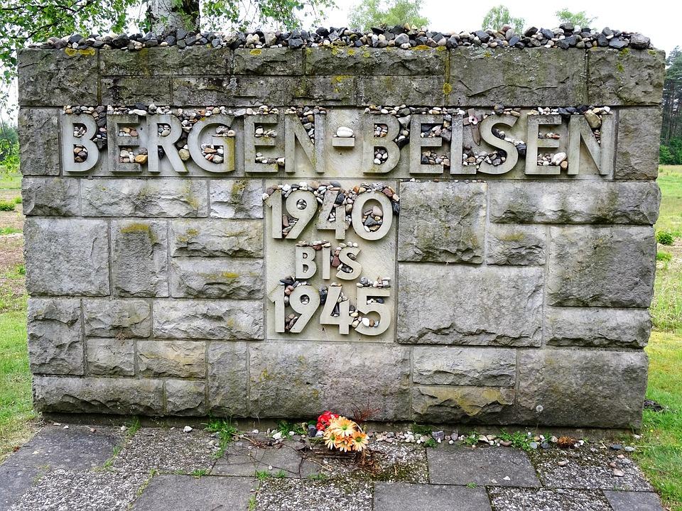 Bergen-Belsen, Memorial, Konzentrationslager