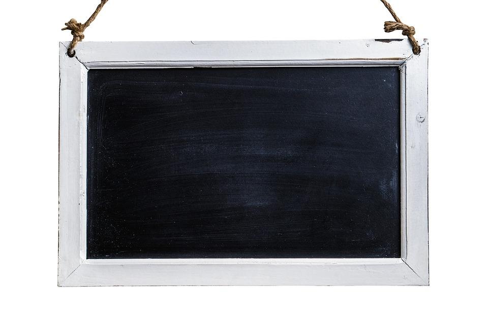 chalkboard sign black free image on pixabay