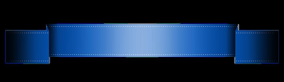blue banner free image on pixabay