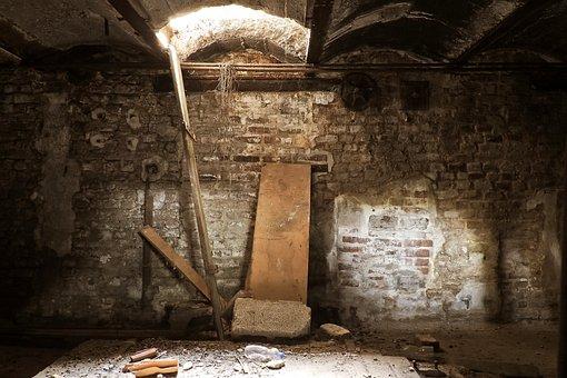 失われた場所, 部屋, 放棄された, Pforphoto, 古い, 崩壊, 経過