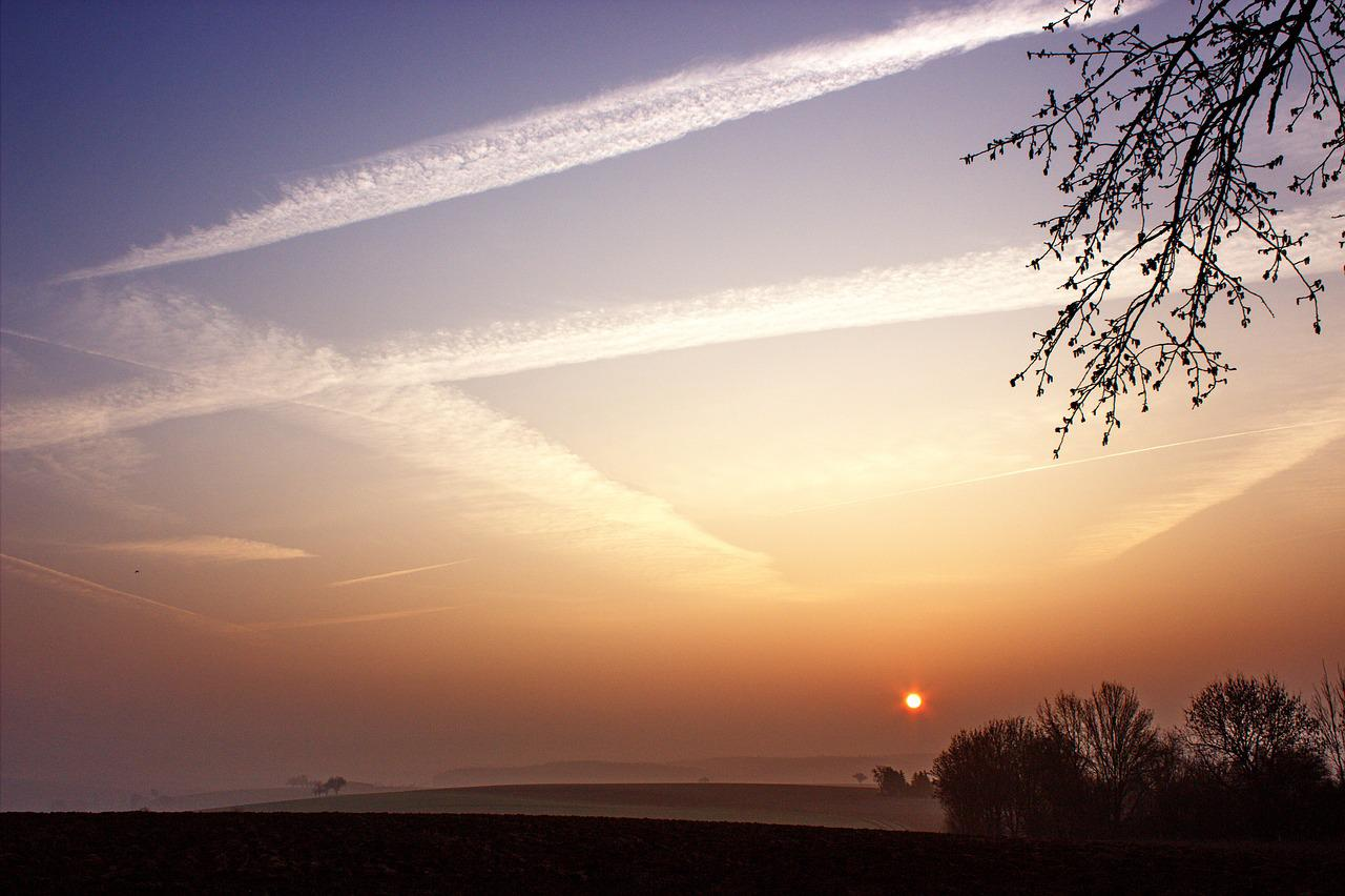утро небо картинки случае полного
