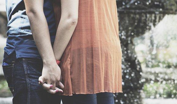Love, Grooms, Happy, Romance, Couple