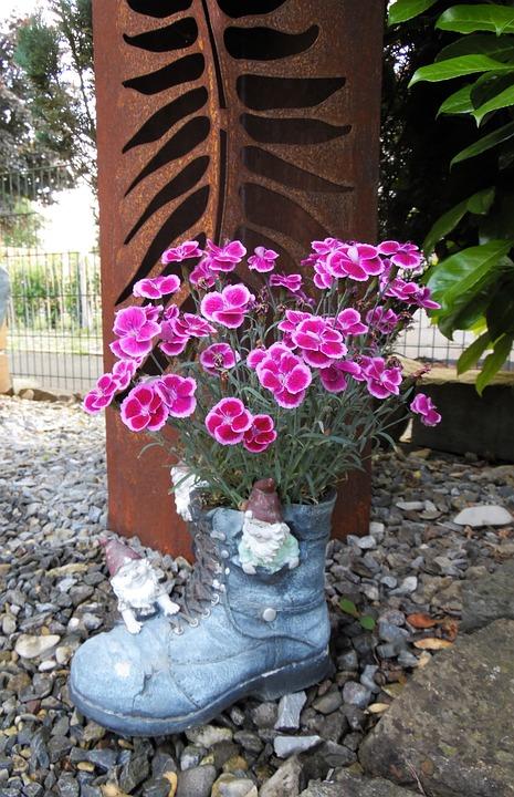 Great Garden Garden Deco Mood Flowers Home Garden