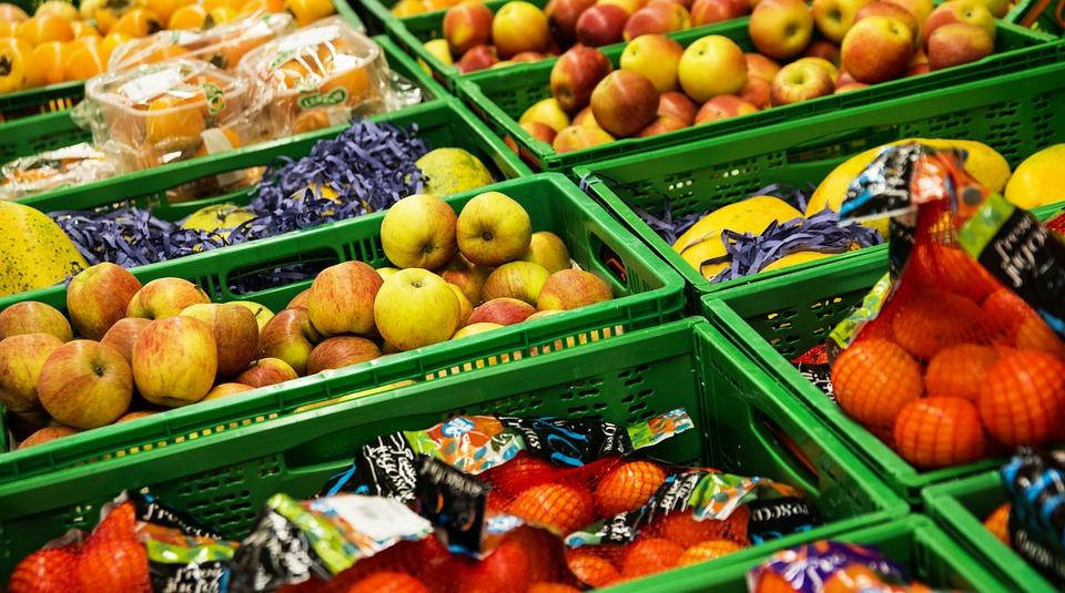 Supermarket, Vegetables, Food, Shop, Grocery, Market