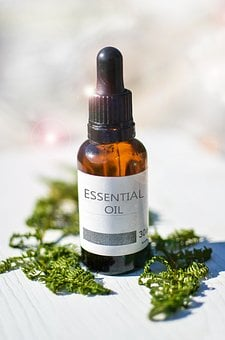 Essential Oils, Bottle, Glass