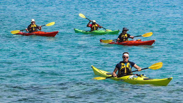 Canoe Kayak, Sport, Kayaking, Canoeing
