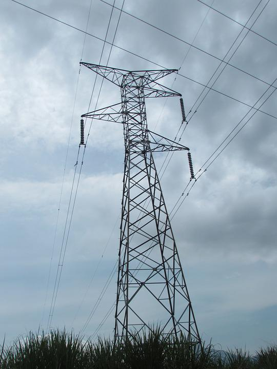 Electricity, Tower, Electrical Tower, Energy
