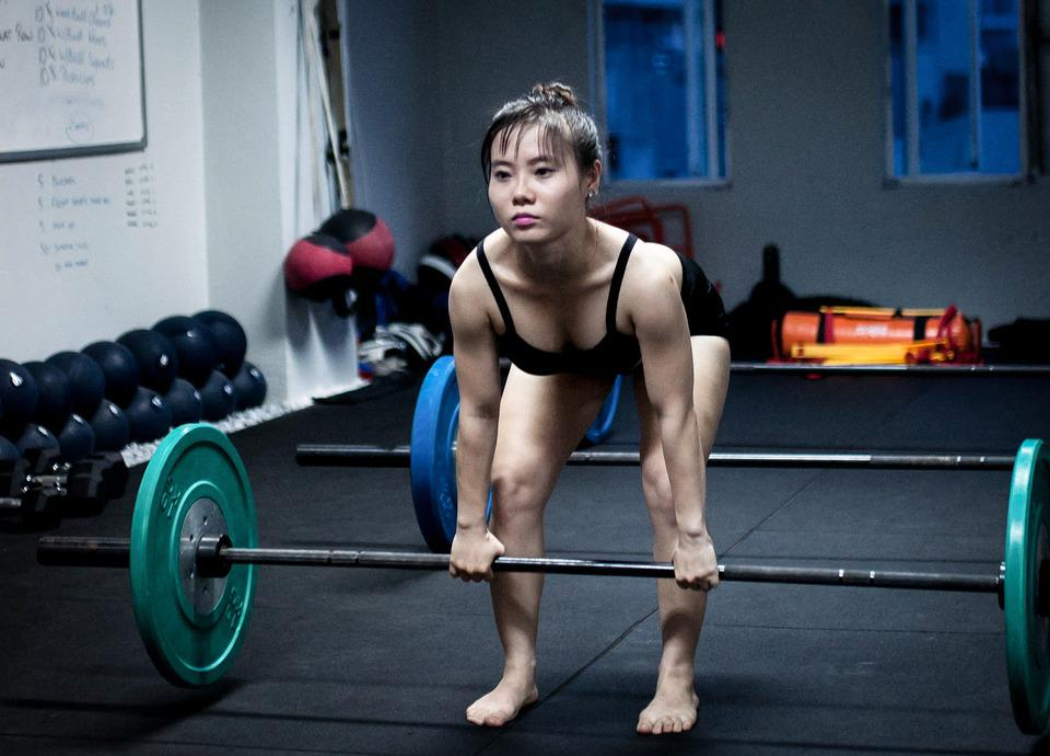 Deadlift, Dead Lift, Weightlifting, Lifting, Training