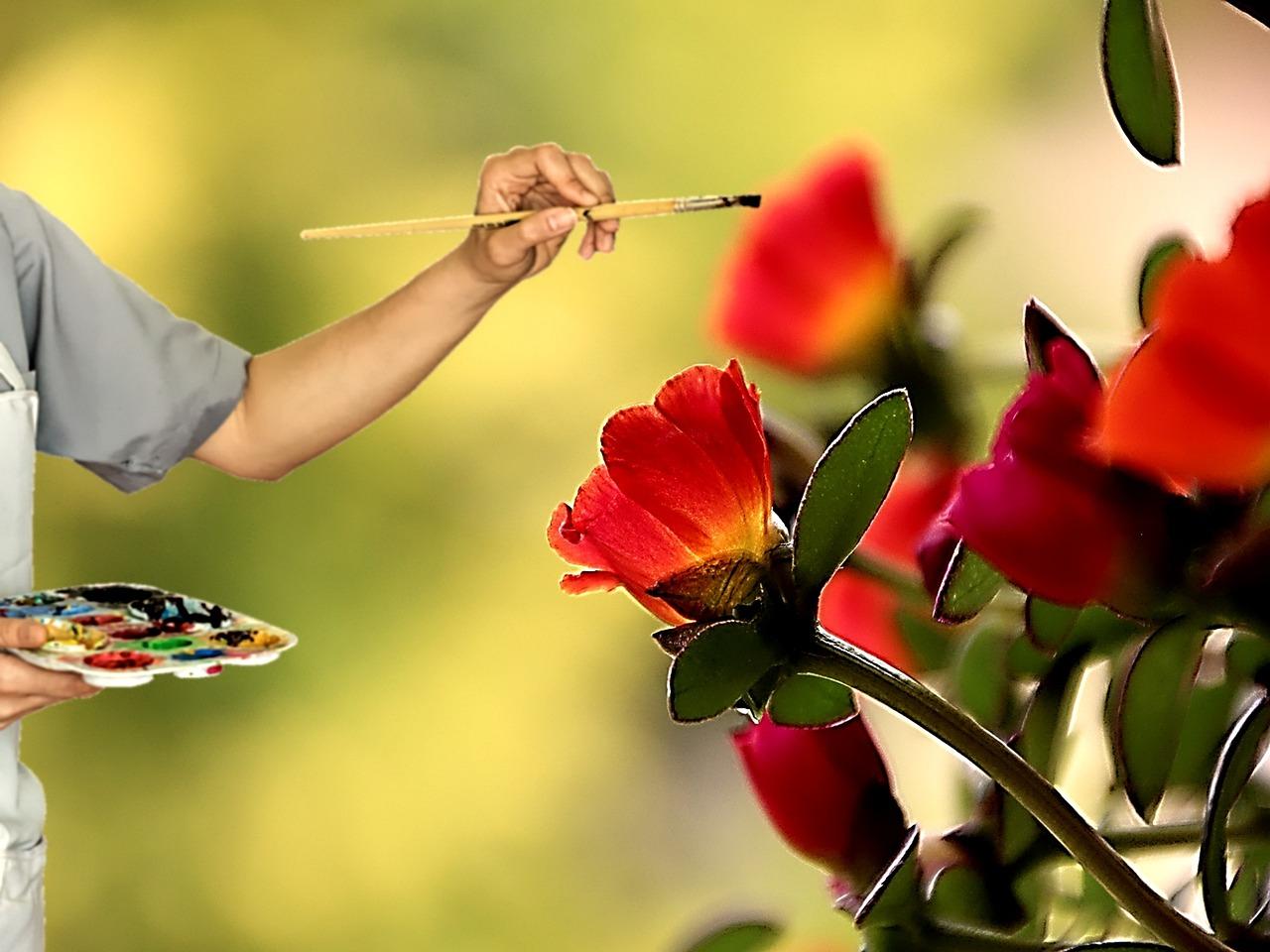 раскрасьте свою жизнь в любимые цвета картинки