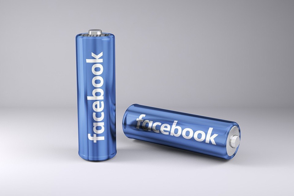 Odnawianie, Facebook, Facebook Baterii, Seo