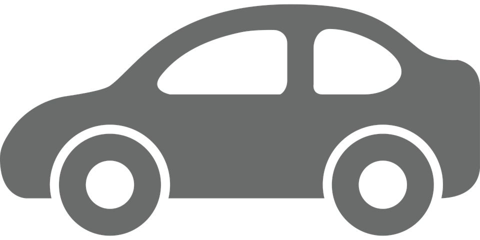 Pictures Of The First Automobile >> Car Icon · Free vector graphic on Pixabay