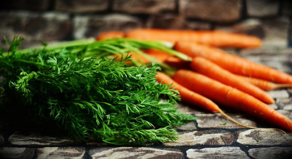 Mohren Karotten Gemuse Kostenloses Foto Auf Pixabay