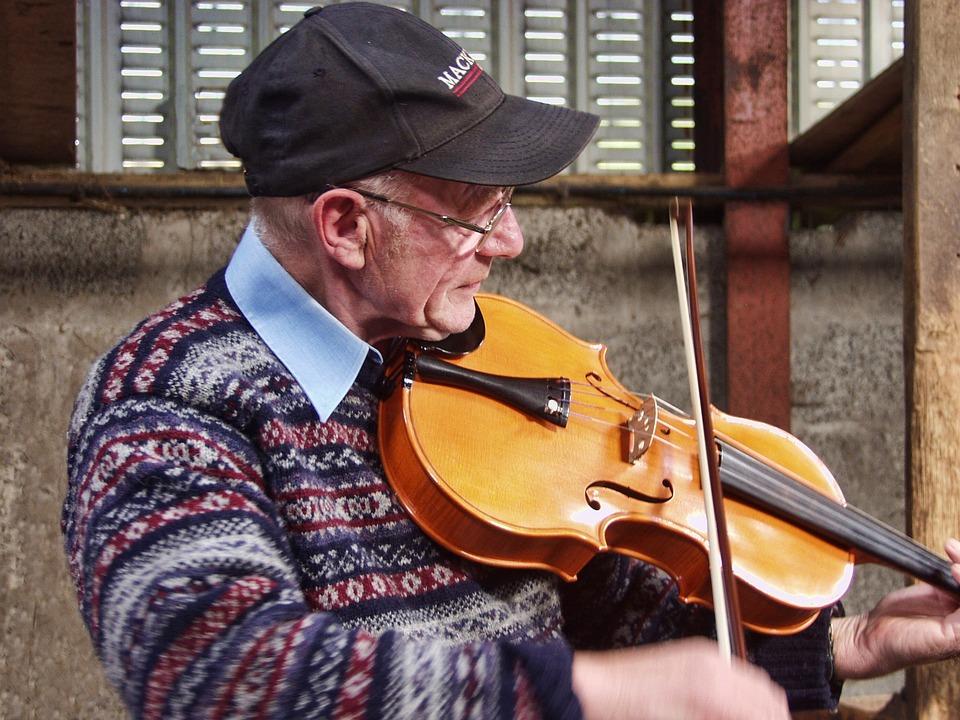 fiddler fiddle instrument · free photo on pixabay