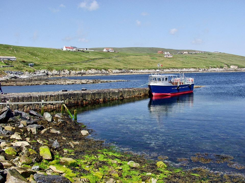 Îles Shetland Ecosse Mer - Photo gratuite sur Pixabay