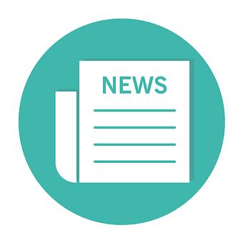 News, Icon, Web, Media, Symbol