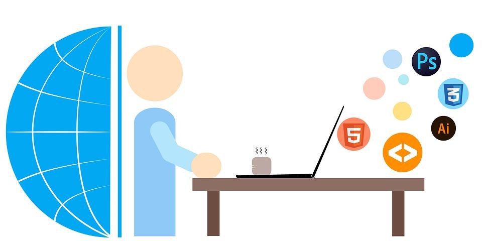 Web, Web Designer, Designer, Html, Css, Computer