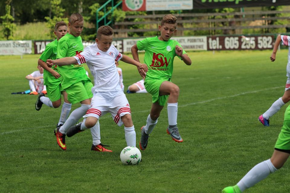 Fussball Jugend Kostenloses Foto Auf Pixabay